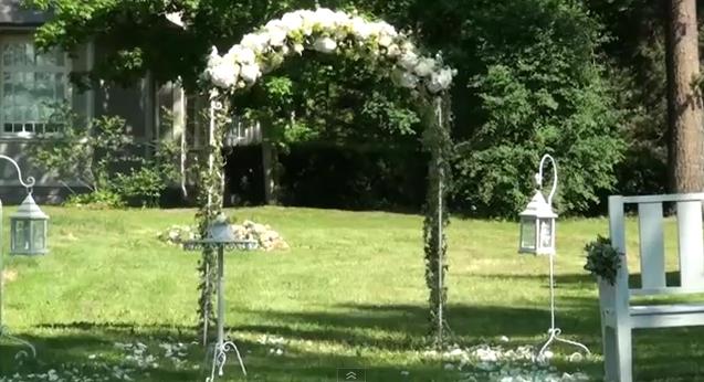 Свадьба в стиле Шебби Шик (Shabby Chic) в клубе Скандинавия