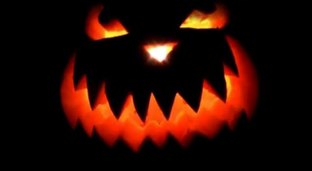 Halloween «Глубокое проникновение»