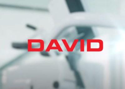 Реабилитационных тренажеров Давид
