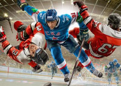 Чемпионат Мира по хоккею среди болельщиков (группа 35+)